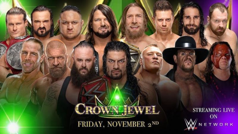 The WWE Can't Have Its Cake and Eat It Too: Why I Won't Be Watching WWE Crown Jewel