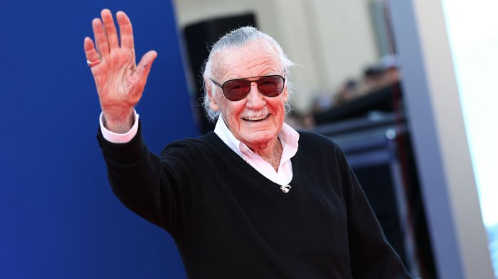 Stan Lee: Thoughts on the Passing of a Legend