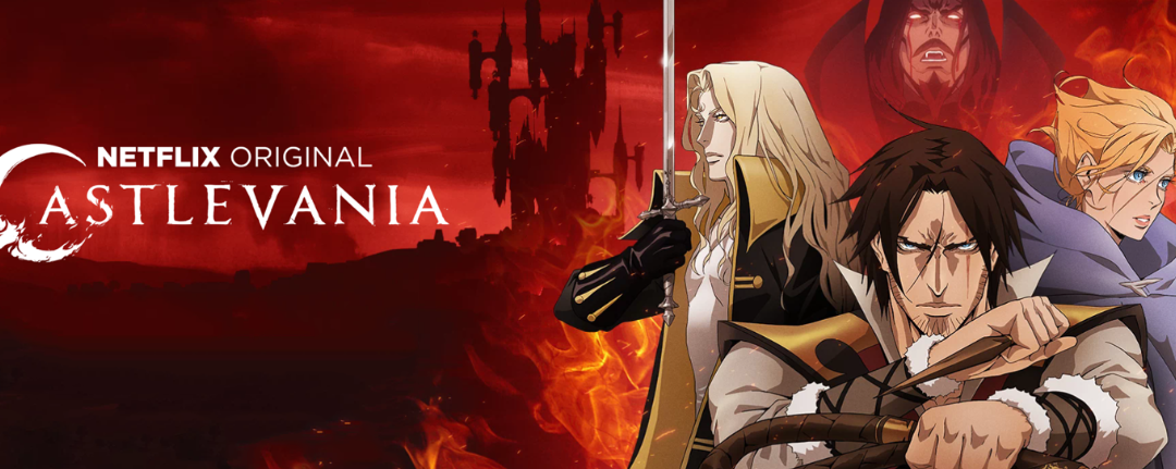 CastleVania Netflix Seasons 1 and 2 – A Symphony of the Morning Star