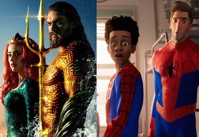 Sidekicks Anonymous Podcast: Episode 16 – Aquaman & Spider-Man: Into the Spider-Verse Spoiler Reviews
