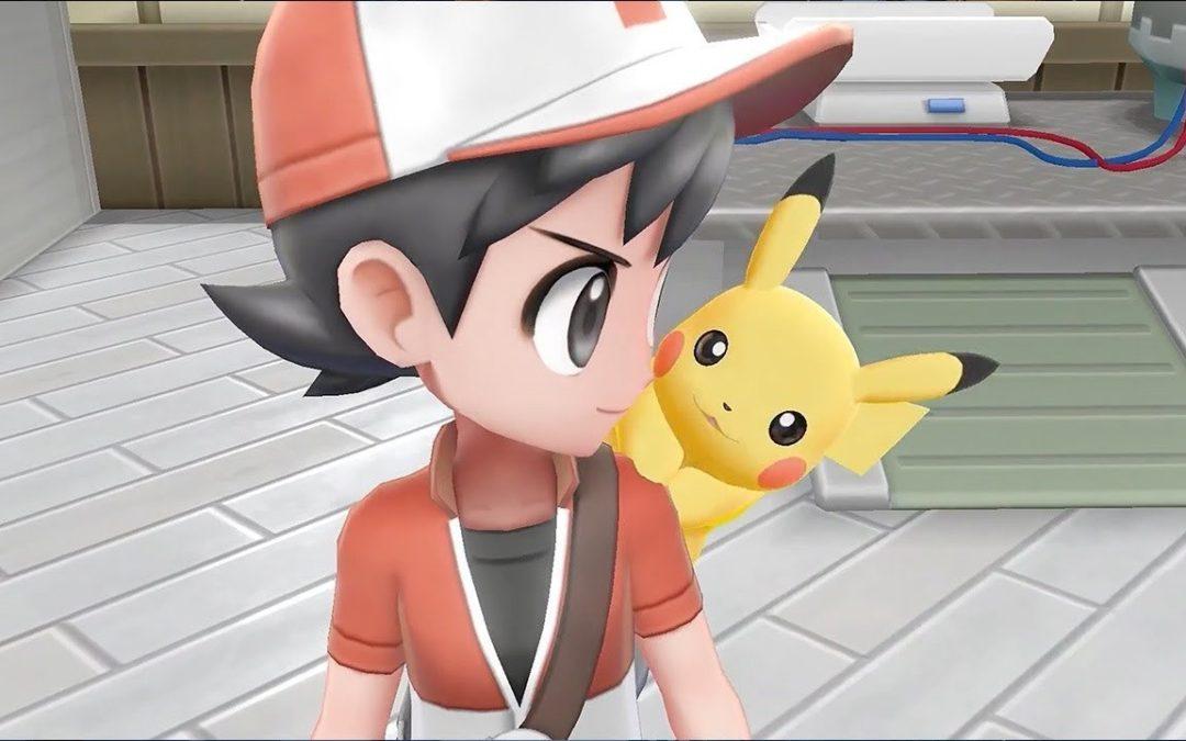 Pokemon Let's Go: Pikachu/Eevee Review