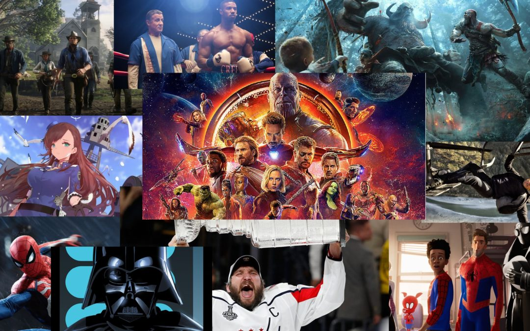 Sidekicks Anonymous Podcast: Episode 18 – The Best and Worst of 2018