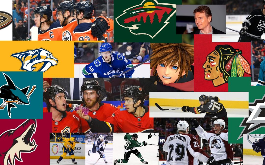 Sidekicks Anonymous Podcast: Episode 22 – NHL Mid-Season Review – Western Conference