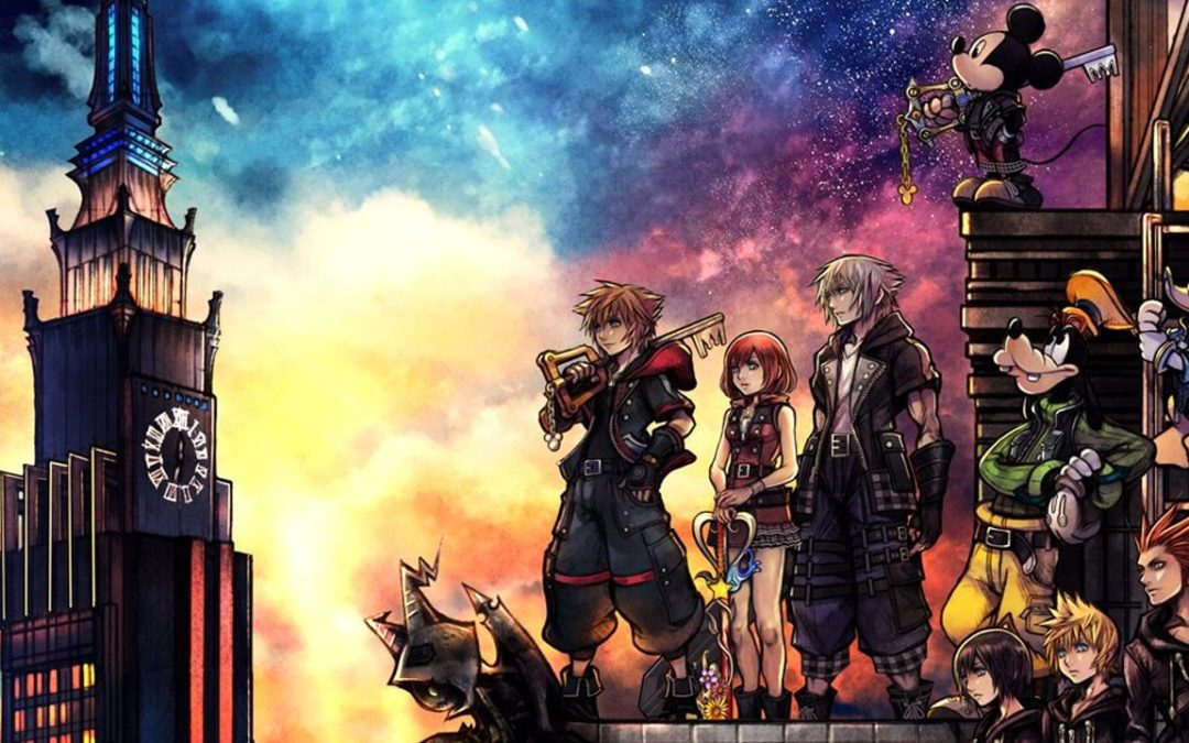 Kingdom Hearts 3: Review