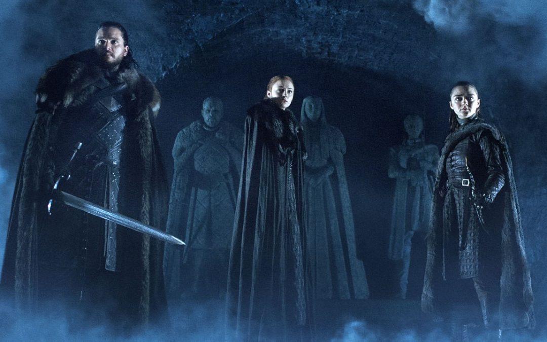 Sidekicks Anonymous Podcast: Episode 31 – Game Of Thrones Season 8 – Episode 1 – Spoiler Review