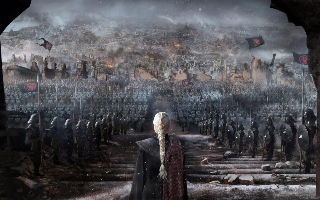 Sidekicks Anonymous Podcast: Episode 37 – Game Of Thrones Season 8 – Episode 6 – Spoiler Review