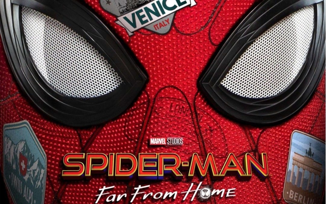 Sidekicks Anonymous Podcast: Episode 43 – Spider-Man Far From Home Review