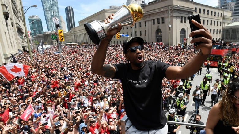 Sidekicks Anonymous Podcast: Episode 41 – Raptors Championship Parade, Kawhi Leonard, and Mitch Marner