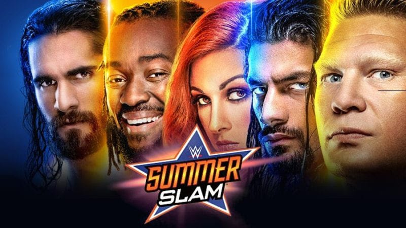 A Fiend, a Club, and a Superhero: My Look Back at Summerslam 2019