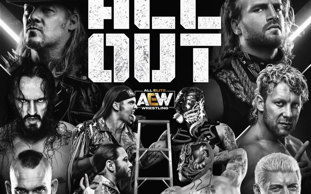 Sidekicks Anonymous Podcast: Episode 49 – AEW – ALL OUT Review