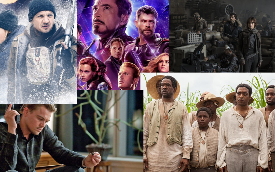 Sidekicks Anonymous Podcast: Episode 59 – Top Movies of the Decade